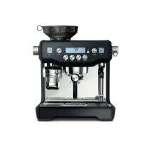 Sage The Oracle Espresso Machine Black Truffle (SES980BTR4GUK1)