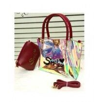 Sale Out 2 Pc Hand Bags For Women (0203)