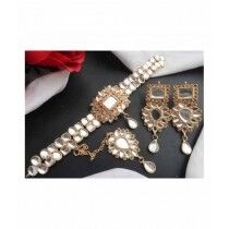 Sale Out Jewellry Set For Women Silver (0346)