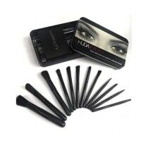 Scenic Accessories 12 Pcs Face and Eyes Makeup Brush Set