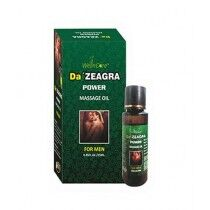 SD Brand Da Zeagra Power Massage Oil For Men