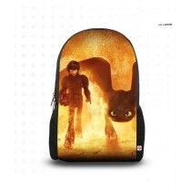 Traverse How to Train Your Dragon Digital Printed Backpack (0194)